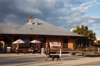 Dog walking Depot Park