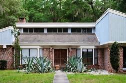 Pale Blue Triangle House