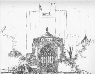Sketchbook Fall 2007 6