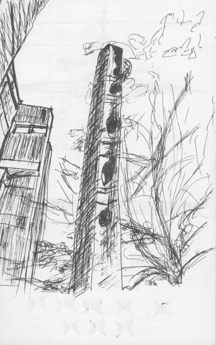Sketchbook Spring 2007 5