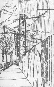 Sketchbook Spring 2007