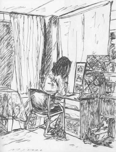 Sketchbook Winter 2007 30