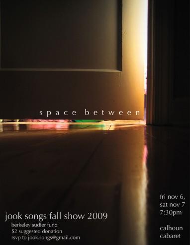 space between flier 2