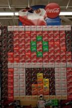14 zebra coca cola