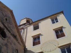 Benedictine Monastery - Looking Up