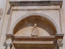 Churck of Sv. Stjepan - Statuette