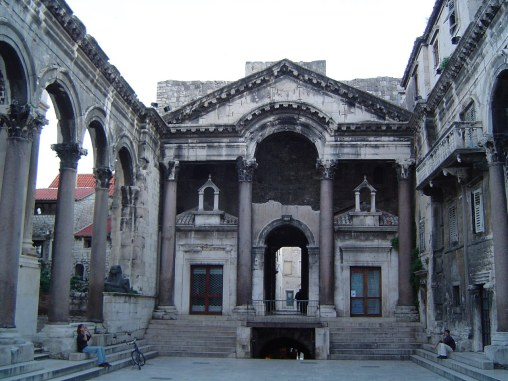 Diocletian's Palace - Peristeel