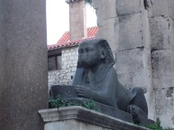 Diocletian's Palace - Sphinx