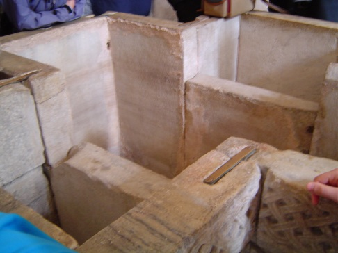 Diocletian's Palace - Temple of Jupiter Baptistry
