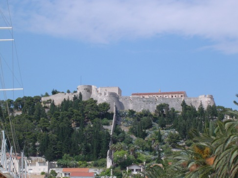 Fortress Spanjol from Riva